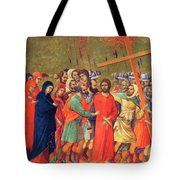 Carrying Of The Cross 1311 Tote Bag