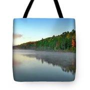 Carson Lake This Fall Tote Bag