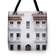 Cartagena De Indias Tote Bag