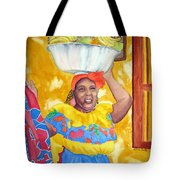 Cartagena Peddler II Tote Bag