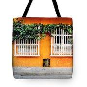 Cartagena Street Tote Bag