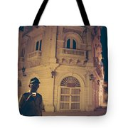 Cartagena Watchman Tote Bag