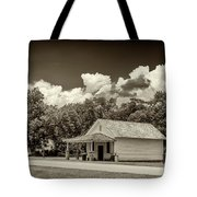 Carter Boyhood Home Tote Bag