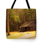 Carter Shields Cabin Tote Bag