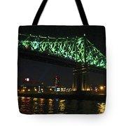 Cartier Bridge Night Tote Bag