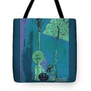 Cartoon Altar Of The Exotic #1 Tote Bag