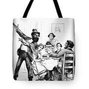 Cartoon: Anarchist, 1893 Tote Bag