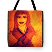 Cartoon Version Lois Lane Tote Bag