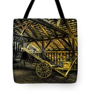 Carts Before The Horse Tote Bag