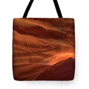 Carved By Nature Tote Bag