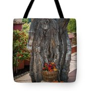 Carving And Pumpkins Tote Bag