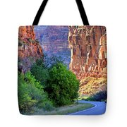 Carving The Canyons - Unaweep Tabeguache - Colorado Tote Bag