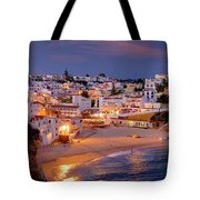 Carvoeiro In The Evening Tote Bag