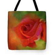 Cary Grant Rose Tote Bag