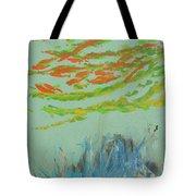 Carysfort Reef Tote Bag