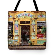 Casa America Tote Bag by Guido Borelli