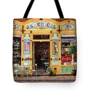 Casa America Tote Bag