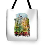 Casa Batllo Barcelona Tote Bag