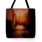 Casanova's Waterway Tote Bag