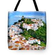 Casares From Laura's View Tote Bag