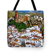 Casares From Signal Hill Tote Bag