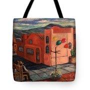 Casas Rosadas Tote Bag