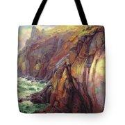 Cascade Head Tote Bag