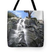 Cascade In The Sierras Tote Bag