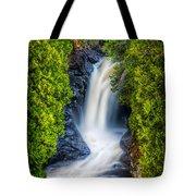 Cascade - Lower Falls Tote Bag