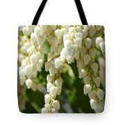 Cascade Of Charms Tote Bag