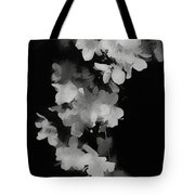 Cascade Of Shadows Tote Bag