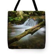Cascade River Tote Bag