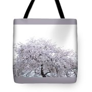 Cascading Cherry Tote Bag