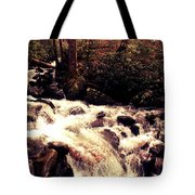 Cascading Waterfall Tote Bag