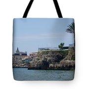 Cascais, Portugal, From Conceicao Beach Tote Bag