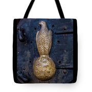 Case Threshing Machine Eagle Emblem Tote Bag