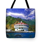 Casino From The Water Tote Bag
