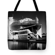 Casino Montreal Tote Bag