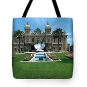 Casino Of Monaco Tote Bag