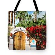 Casitas Laquita Palm Springs Tote Bag
