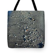 Caspersen Beach- Vertical Tote Bag