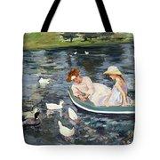 Cassatt: Summertime, 1894 Tote Bag