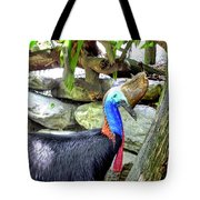 Cassowary Tote Bag