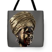 Cast In Character 2013 - Side View Transparent With Red Spotlight Tote Bag