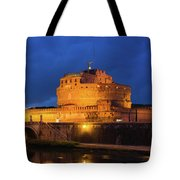 Castel Sant Angelo Tote Bag