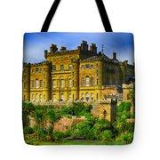 Castell De Culzean Tote Bag