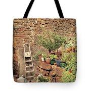 Castelo Rodrigo Garden Tote Bag