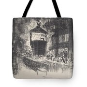 Casting Shells Tote Bag