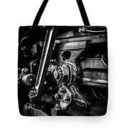 Detailed Grease Tote Bag