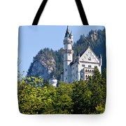 Castle 2 Tote Bag